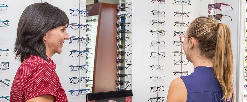 Eyewear Caloundra Vision Optometrists