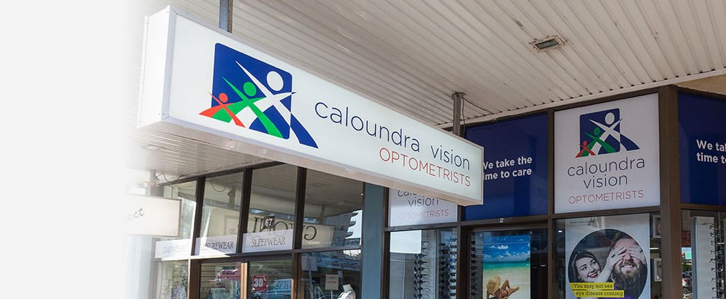Our Practice - Caloundra Vision Optometrists