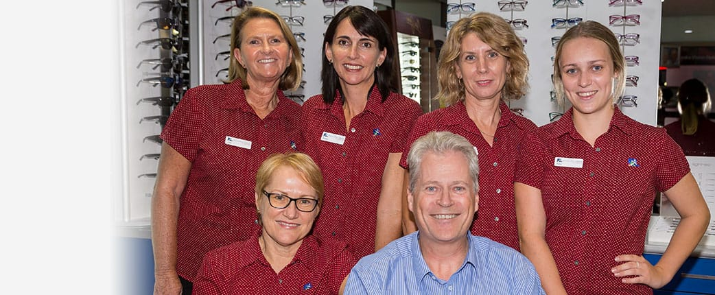 Our Team Caloundra Vision Optometrists